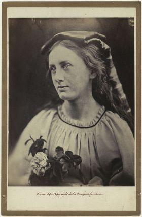 'La Contadina' (May Prinsep)