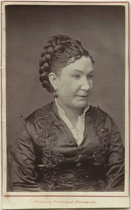 Sarah Lane (née Borrow)