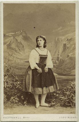 Stella Lauri (Mrs Harry Ulph)