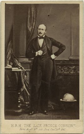 Prince Albert of Saxe-Coburg-Gotha