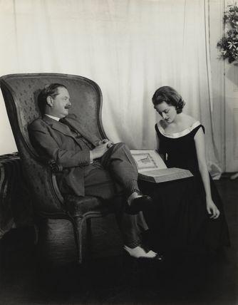 Evelyn Waugh; (Maria) Teresa D'Arms (née Waugh)