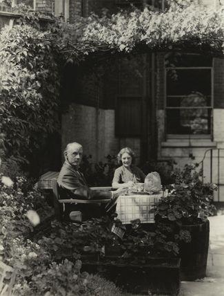Charles Langbridge Morgan; Hilda Morgan (née Vaughan)