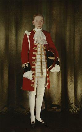 Lord Richard Charles Percy