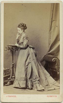Joan Frances Thomas (née Denny)