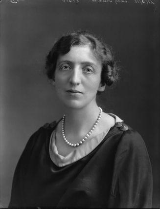 Gertrude Mary Denman (née Pearson), Lady Denman