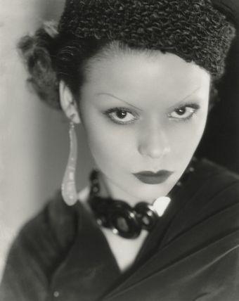 Florence Lambert (née Kaye, later Hole)
