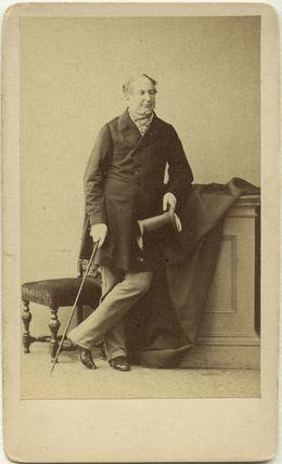 Benjamin Hall, 1st Baron Llanover