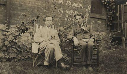 Duncan Campbell Scott; Rupert Brooke