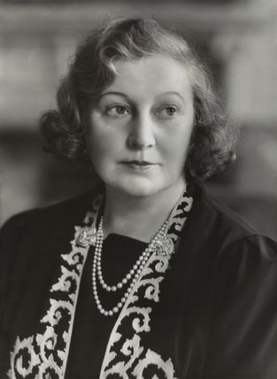 Elsa (née Andvord), Lady Mountevans