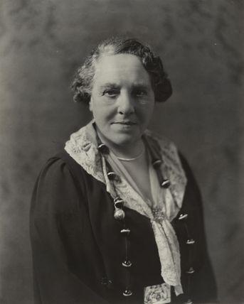 Hon. Henrietta Franklin (née Montagu)