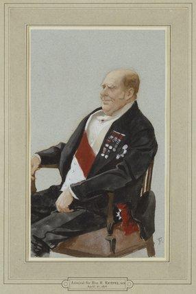 Sir Henry Keppel