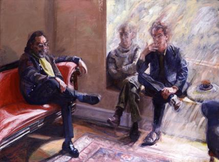 The Liverpool Poets (Adrian Henri; Roger McGough; Brian Patten)