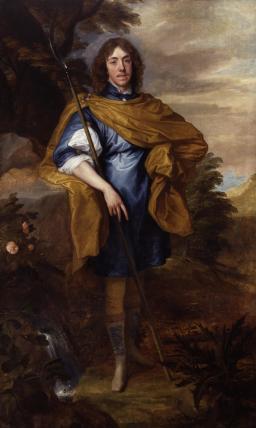 Lord George Stuart, 9th Seigneur of Aubigny