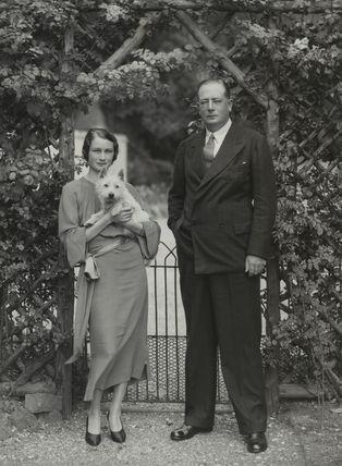 Esther Sarah (née Whitmey), Lady Fairey; Sir (Charles) Richard Fairey