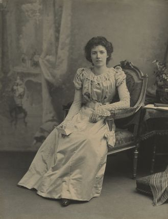 Edith Rhoda Britten (née Hockey)