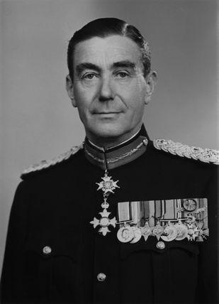 Sir Brian Charles Hannam Kimmins