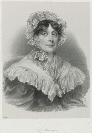 Charlotte Duncombe (née Legge), Lady Feversham