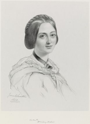 (Mary) Elizabeth (née à Court Repington), Lady Herbert of Lea