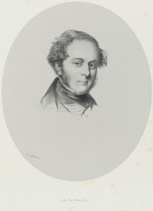Edmund Parker, 2nd Earl of Morley