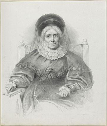 Apphia Lyttelton (née Witts), Lady Lyttelton