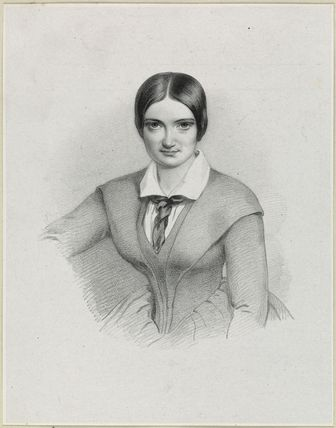 Possibly Charlotte Saunders Cushman