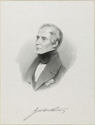 Sir George Arthur, 1st Bt