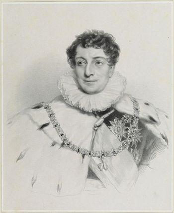 Pedro de Souza Holstein, duc de Palmella