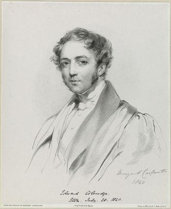 Edward Coleridge