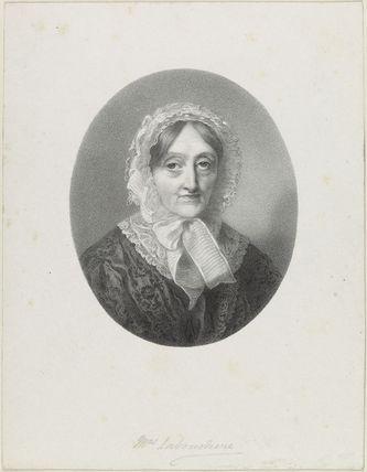 Dorothy Elizabeth Labouchere