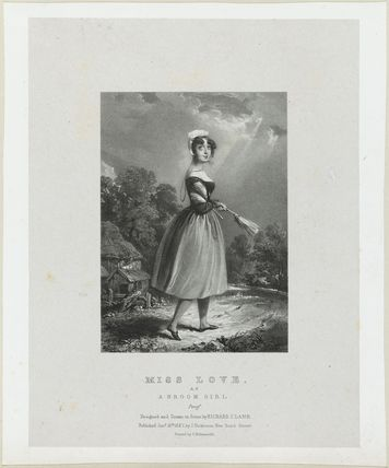 Emma Sarah Love (Mrs Calcraft)