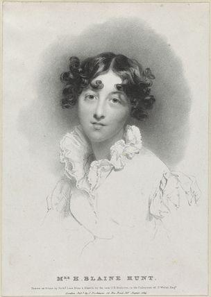Mrs H. Blaine Hunt