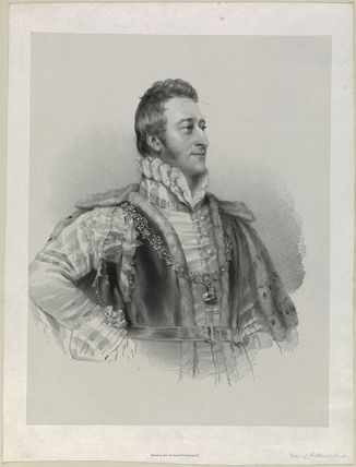 Hugh Percy, 3rd Duke of Northumberland