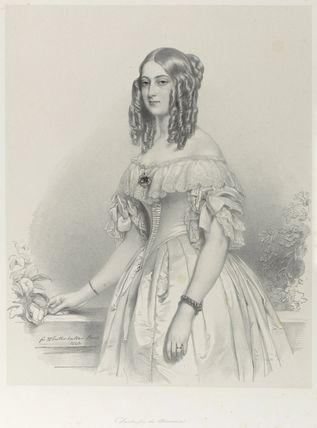 Princess Victoria of Saxe-Coburg and Gotha, Duchess de Nemours