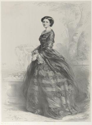 Princess Marie of Baden, Duchess of Hamilton