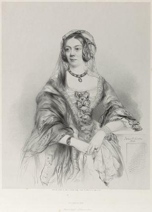 Emma Sophia (née Edgecumbe), Countess Brownlow