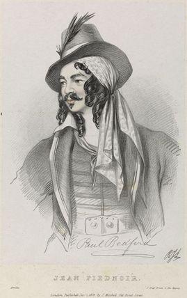 Paul John Bedford as Jean Piednoir in 'Amilie'
