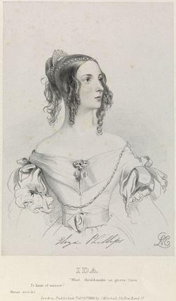 Eliza Phillips as Ida in 'Werner'
