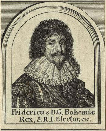 Frederick V, King of Bohemia and Elector Palatine