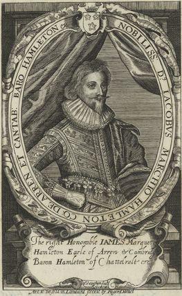 James Hamilton, 2nd Marquess of Hamilton