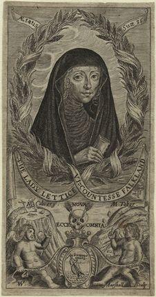 Lettice Cary (née Morison), Viscountess Falkland