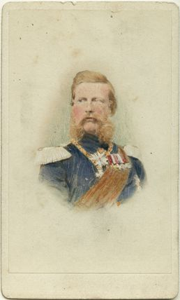 Frederick III, Emperor of Germany and King of Prussia