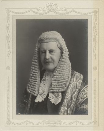 Walter George Frank Phillimore, 1st Baron Phillimore