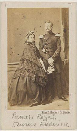 Victoria, Empress of Germany and Queen of Prussia; Frederick III, Emperor of Germany and King of Prussia