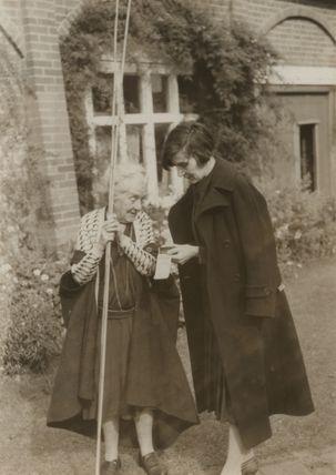 Mary Sargant-Florence; Alix Strachey (née Sargant-Florence)