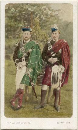 King Edward VII; Prince Alfred, Duke of Edinburgh and Saxe-Coburg and Gotha