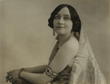 Elsie Forrest (Elsie Caroline (née Thompson), Maharani of Tikari)