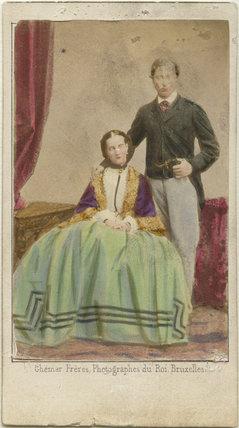 Queen Alexandra; King Edward VII