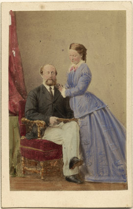 Prince Christian of Schleswig-Holstein; Princess Helena Augusta Victoria of Schleswig-Holstein