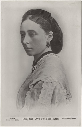 Princess Alice, Grand Duchess of Hesse