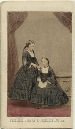 Princess Helena Augusta Victoria of Schleswig-Holstein; Princess Louise Caroline Alberta, Duchess of Argyll